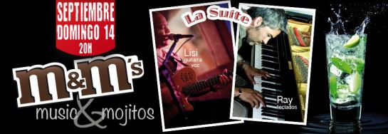 Music & Mojitos con La Suite
